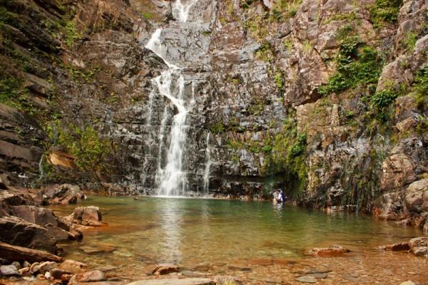 Termurun Waterfall, Langkawi, Malaysia