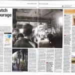 The Irish Times  - Dutch Courage