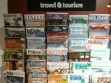 Travel Mags at Magnation Melbourne