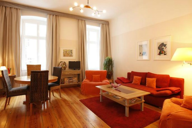 2 bed apartment in Friedrichstrasse