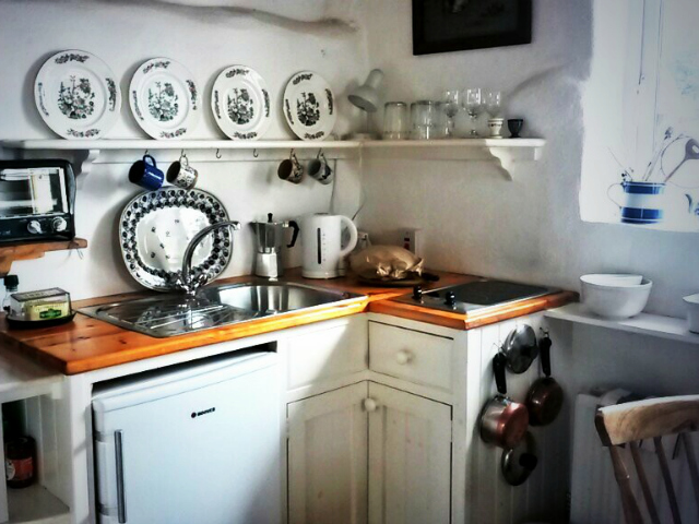 Airbnb Cottage in Kinvara