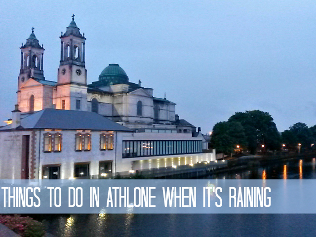 Athlone Cathedral & Luan Gallery