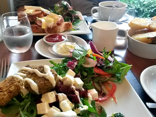 Corner House Bistro Brunch Athlone