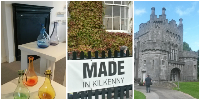 Kilkenny Arts festival and castle