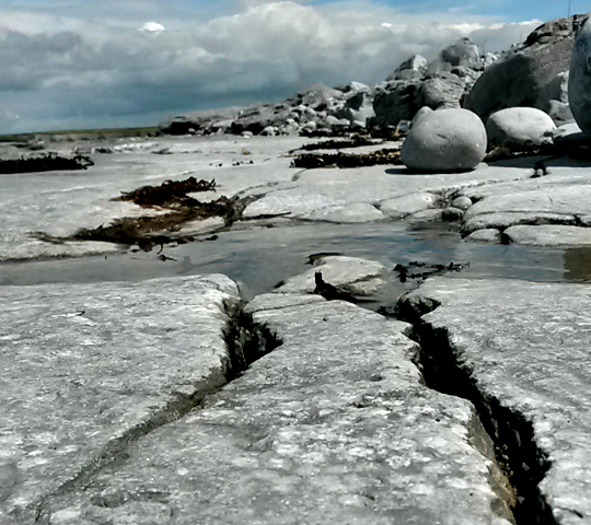 The Burren rockscape