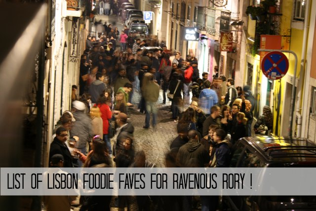 Lisbon Restaurants for foodies