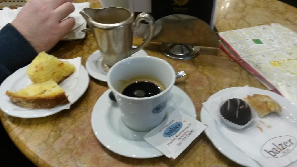 Grand Café Balzer Bergamo