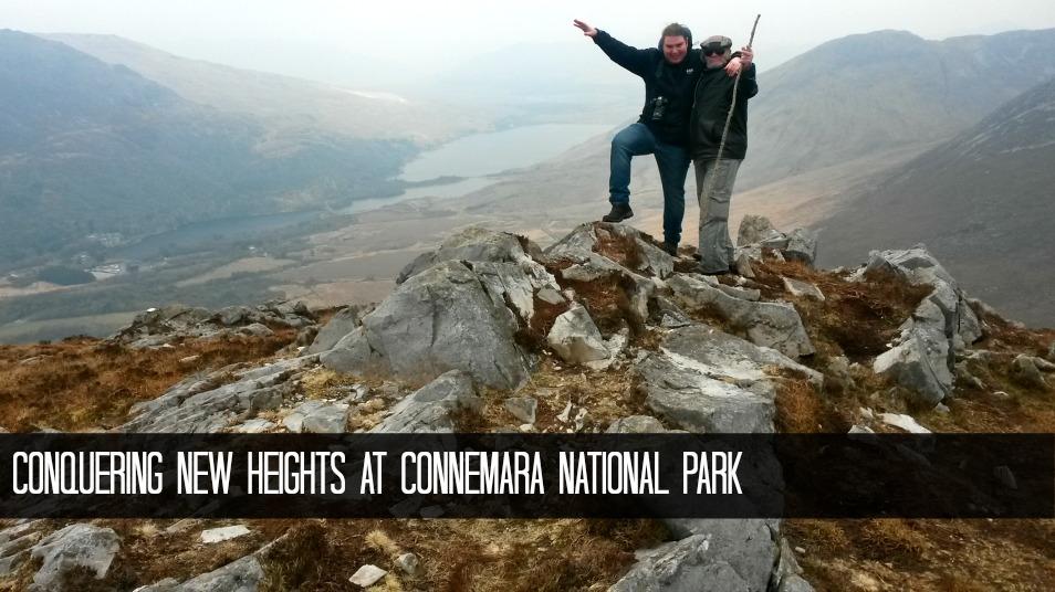 Conquering new heights at Connemara National Park