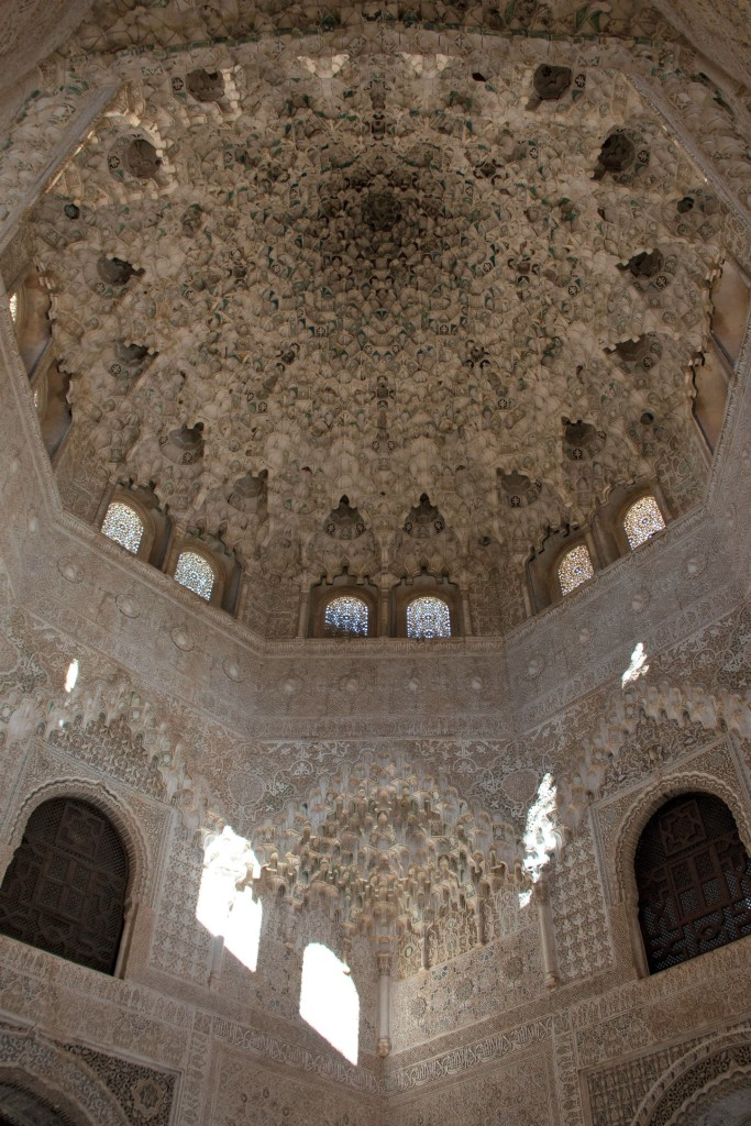 Nasrid Palace ceiling