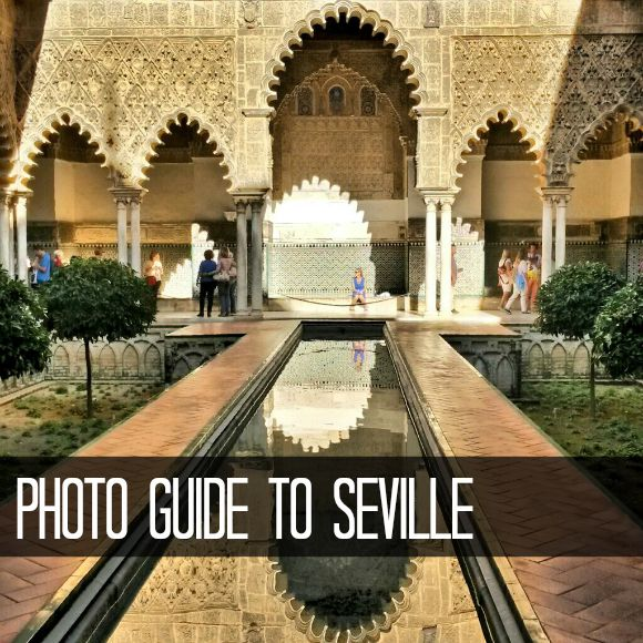 Photo guide to Seville