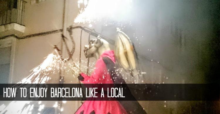 Devil festival Sants Barcelona