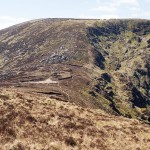 Mountain Ridge Tonegalee Wicklow Ireland