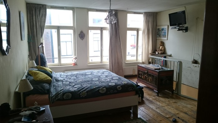 Amsterdam Bedroom