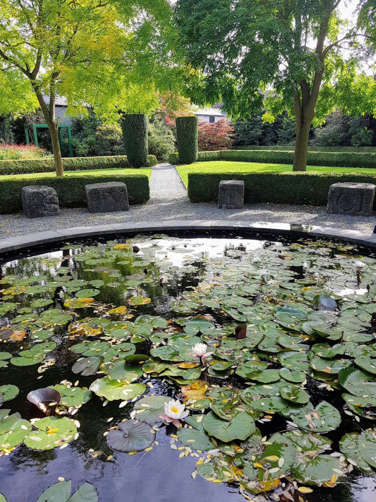 Butler House Gardens Pond