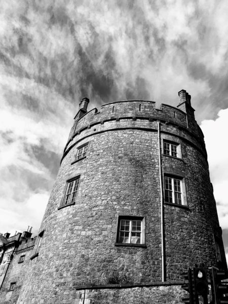 Kilkenny Castle Round Tower Ireland