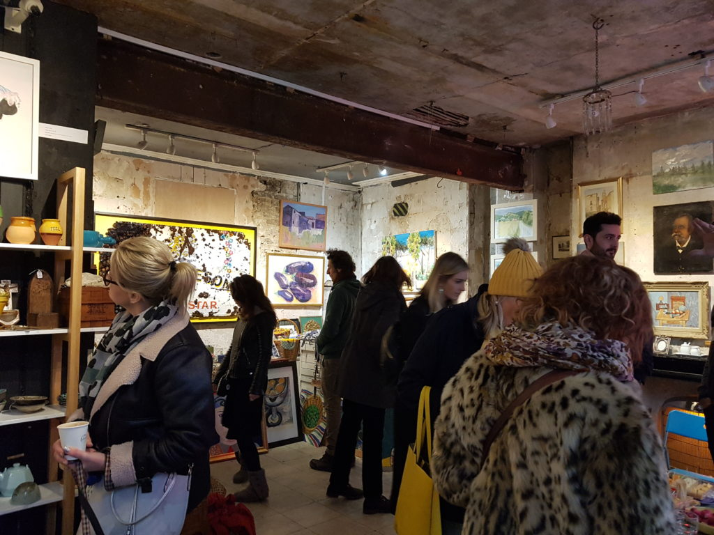 Dog friendly Pop-up Brocanté at Ben Oakley Gallery