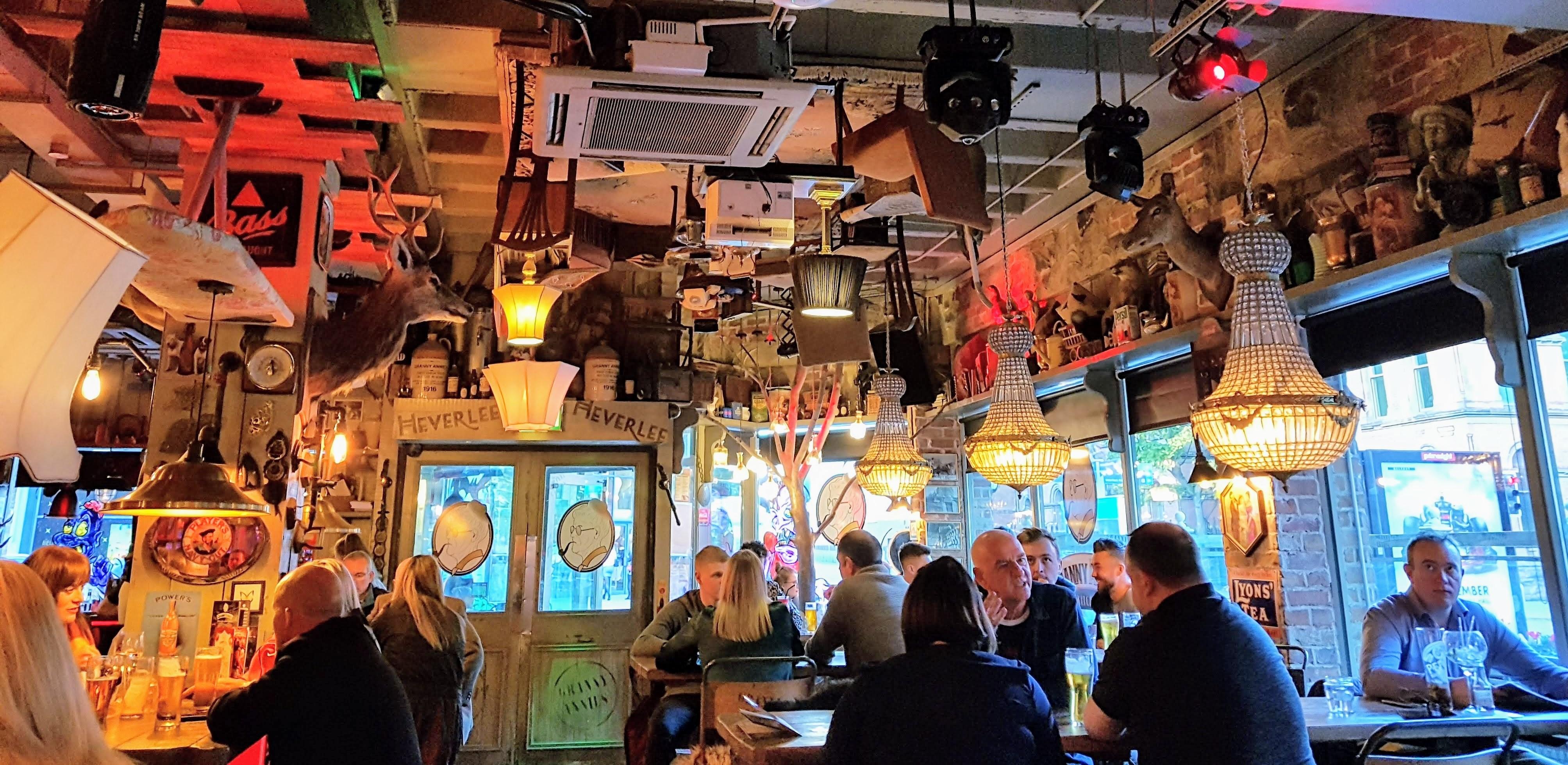 Grannie Annies Kitchen Belfast