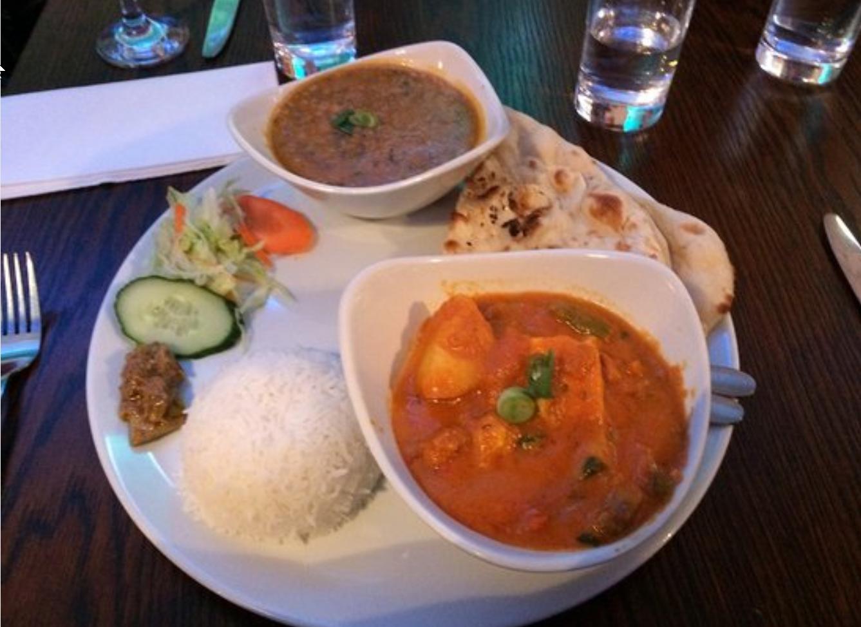 Kathmandu Kitchen Nepalese Belfast