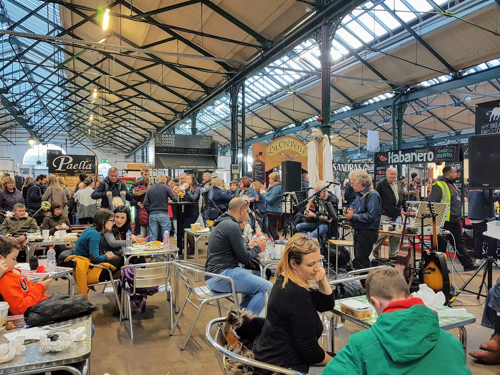 St. Georges Market Belfast