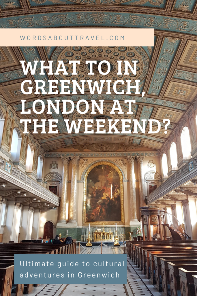 What to do in Greenwich London at the weekend