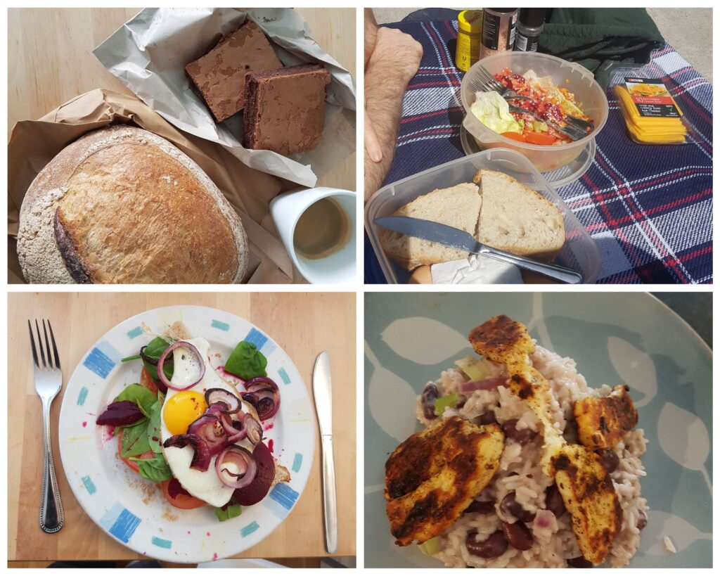 Food in May