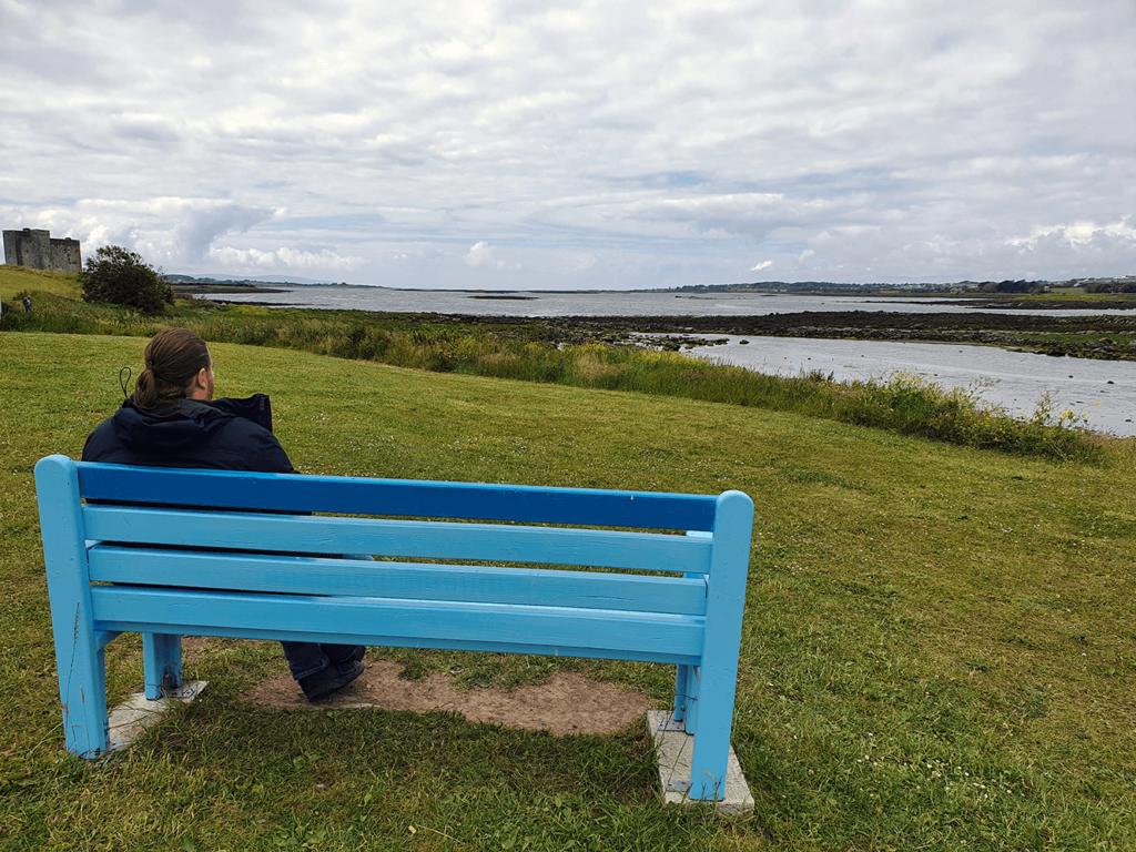 Oranmore bench